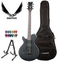 Dean Guitars EVOXM-TBK-5130-2445BK Transparent Black