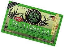Triple Leaf Tea Decaffeinated Green Tea Bags