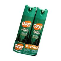 OFF! Deep Woods Insect Repellent VIII Dry, 4 oz