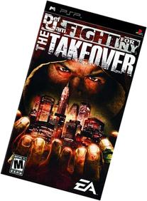 Def Jam Fight For NY The Takeover - Sony PSP