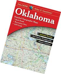 Oklahoma Atlas and Gazetteer