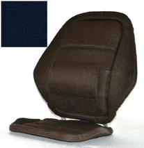 Deluxe Back Rest Finish: Blue