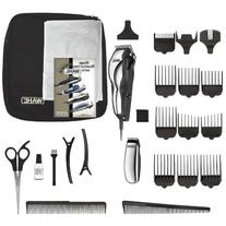 Wahl 79520-3701 Deluxe Chrome Pro Complete Haircutting Kit