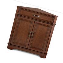 Deluxe Corner Cabinet