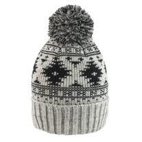 Result Unisex Winter Deluxe Fair Isles Windproof Winter Hat