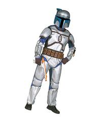Kids Deluxe Jango Fett Star Wars Costume