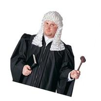 Deluxe Judge Wig Adult