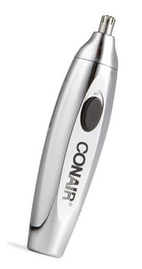 Conair Deluxe Lighted Nose and Ear Hair Trimmer