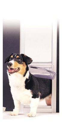 PetSafe Deluxe Pet Panel Panels for Sliding Glass Doors 76-3