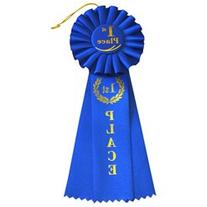 Deluxe 1st Place Ribbon