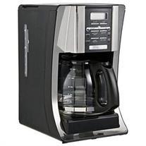 Mr Coffee Deluxe Digital 12 Cup Programmable Coffeemaker