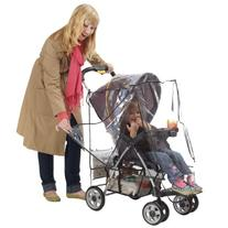 J is for Jeep Deluxe Stroller Weather Shield, Baby Rain