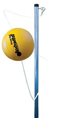 Park & Sun Sports Portable Outdoor Tetherball Set with