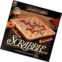 "Deluxe Turntable Scrabble ""1989 Edition"