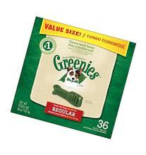 Greenies Dental Regular Dog Treats, 36-oz box, 36 count