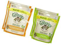 Greenies Dental Treats Variety Pack - Chicken & Catnip