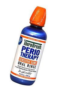 TheraBreath Dentist Recommended PerioTherapy HEALTHY GUMS