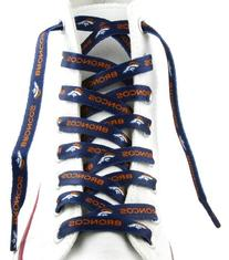Denver Broncos Shoe Laces