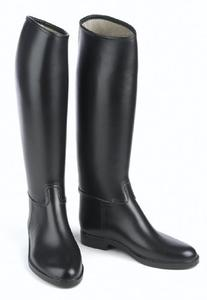 Ovation Derby/Cottage - Men's Lined Rubber Riding Boot 10