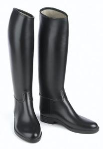Ovation Derby/Cottage - Ladies' Lined Rubber Riding Boot