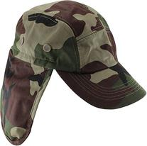 Enimay Unisex Desert Flap Sun Hat Outdoor Hunting Fishing