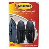 m Company 8 Packs MED BLK Design Hook