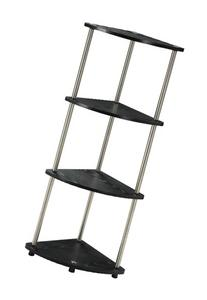 Convenience Concepts Designs2Go X-Tra Storage 4-Tier Corner