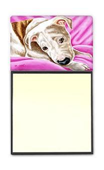 Caroline's Treasures Desk Artwork Notepad Holder ,