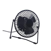 BLUBOON Small Desk Fan USB 5 Inch 2 Speeds for Home/Office