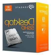 Seagate Desktop SSHD 2TB Solid State Hybrid Drive SATA 6 GB/