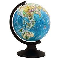 Desktop Rotating Globe Earth Blue Ocean Geography World