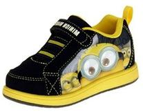 Despicable Me Minions Boys Skate Sneakers Shoes