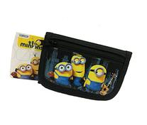 Despicable Me Minion wallet - Black