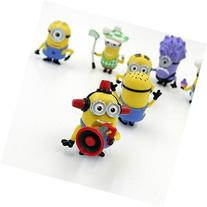 Despicable Me Minions Set of 8 Action Figures included