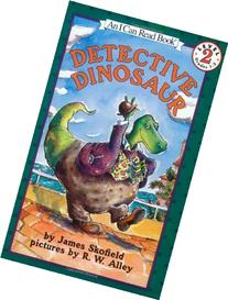 Detective Dinosaur