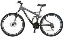 Mongoose Detour Full Suspension Bicycle
