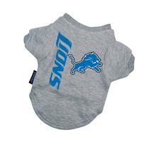Hunter Mfg Detroit Lions Dog Tee Shirt - Large