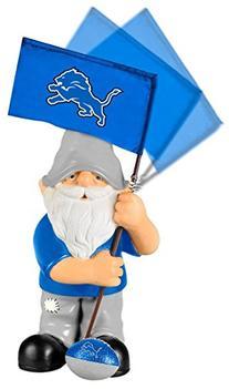 Detroit Lions Springy Flag Gnome