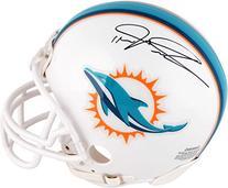 DeVante Parker Miami Dolphins Autographed Riddell Mini