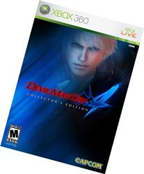 Devil May Cry 4 Collector's Edition -Xbox 360