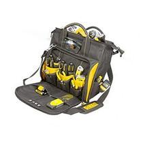 Dewalt DGL573 41-Pocket LED Lighted Technician's Tool Bag