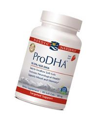 Pro DHA Strawberry 90 gels 500 mg
