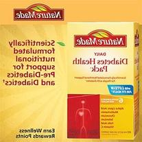 Diabetes Health Pack Nutritional Support for Diabetes and
