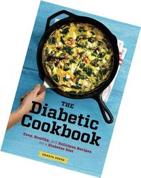 Diabetic Cookbook: Easy, Healthy, and Delicious Recipes for a Diabetes Diet
