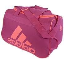 adidas Women's Diablo Duffle Small, One Size, Intense Pink/