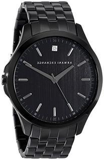 Men's AX Armani Exchange Diamond Marker Bracelet Watch, 45mm