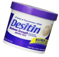 Desitin Diaper Rash Ointment, 16 oz - 4 pack Diaper rash
