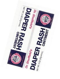 Dr. Sheffield's Diaper Rash Ointment 2oz