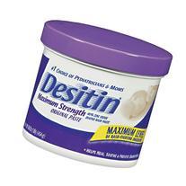 Desitin Diaper Rash Paste, Maximum Strength Original Paste