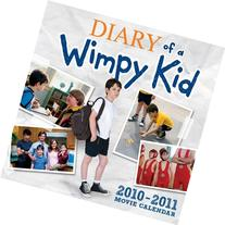 Diary of a Wimpy Kid Movie Calendar 2010-2011